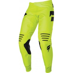 3LACK LABEL RACE  PANT [FLUO YELLOW]: Mărime - 32