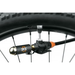 Cap furtun/adaptor CO2 SKS pt tubeless