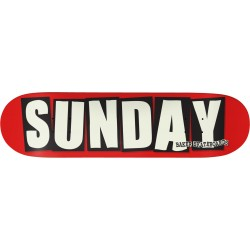 Sunday / Baker