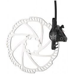 Frână Disc TEKTRO ORION faţă 180 mm rotor negru
