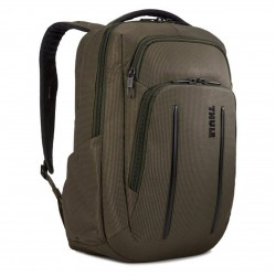 Rucsac urban cu compartiment laptop Thule Crossover 2 Backpack 20L, Forest Night