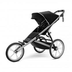 Carucior Thule Glide 2 Single Black Aluminium/Jet Black (model 2020)