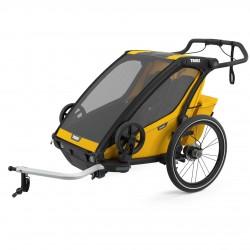 Carucior multisport Thule Chariot Sport 2, Spectra Yellow
