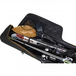 Geanta schi Thule RoundTrip Double Ski Roller 175cm Black